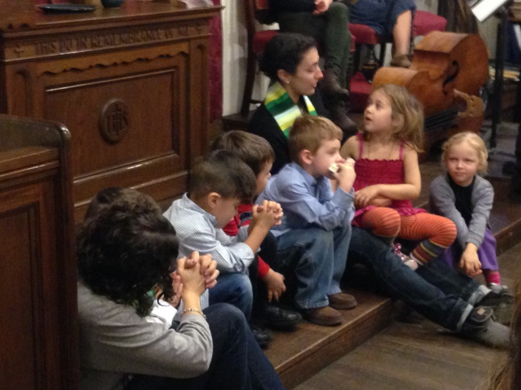 A Children's Sermon Prayer