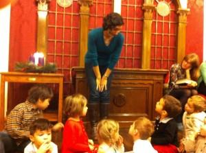Amanda's Children Sermon
