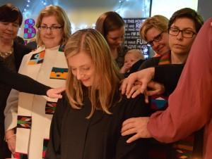 Anna Flowers Ordination